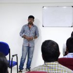 Journalism and TV Production workshop
